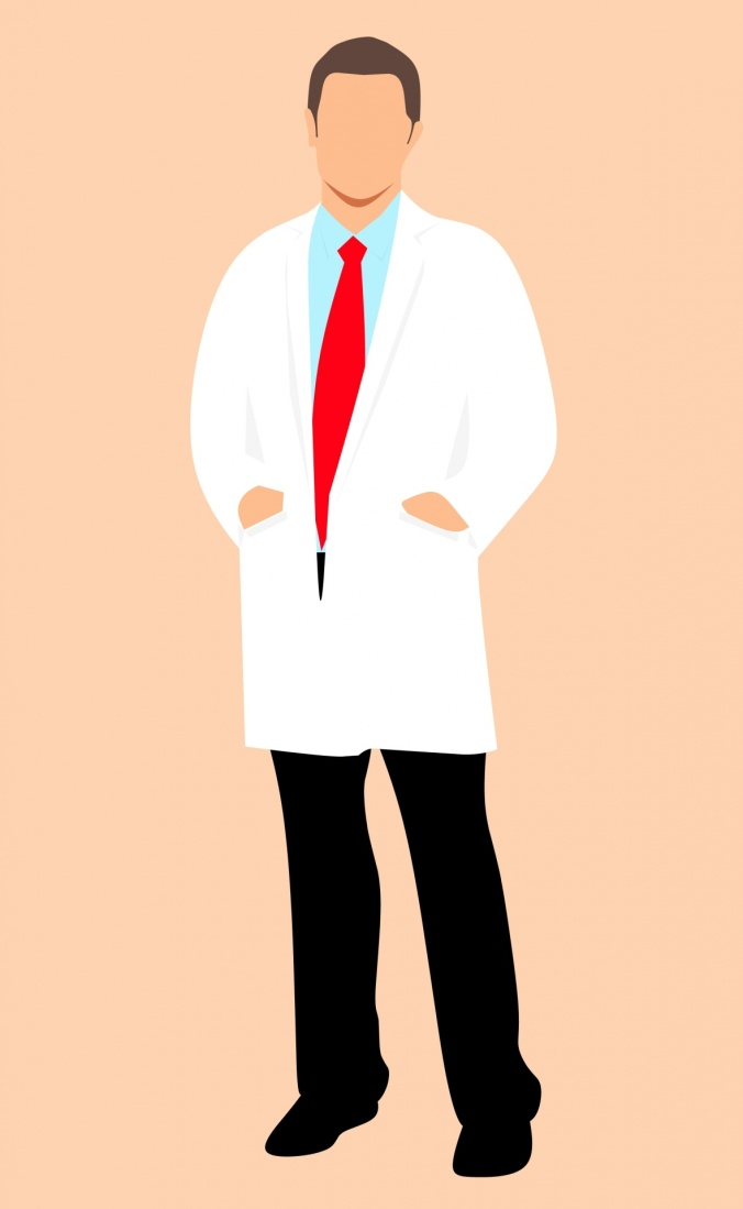 doctor-standing
