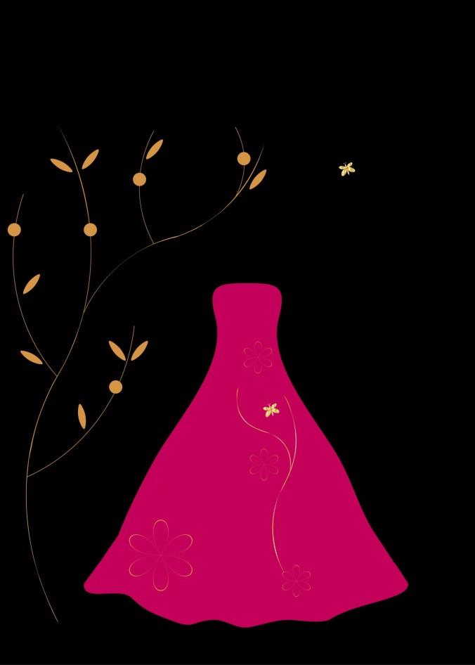 pink-dress-clipart