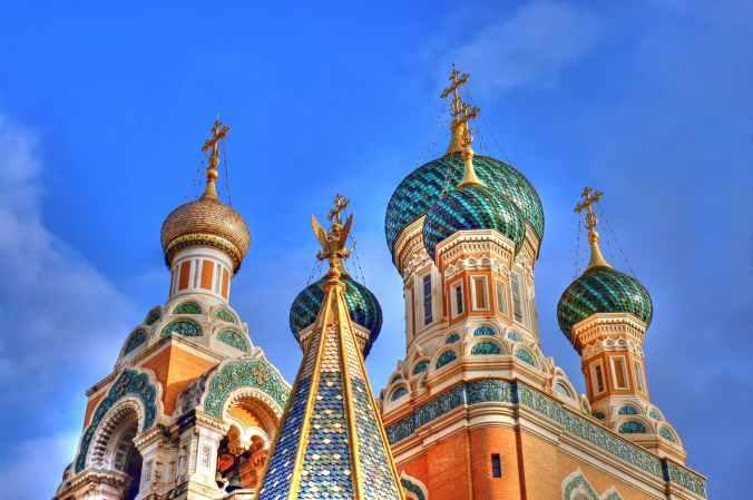 landmark attraction church nice